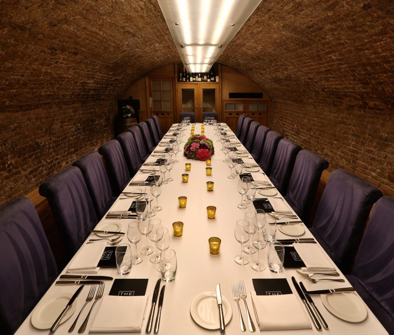 Private dining in london for Best private dining rooms city of london
